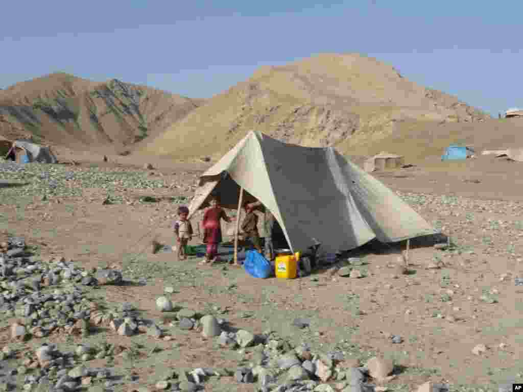 کمبود آب برای اهالی منطقه شاخان درۀ تالقان