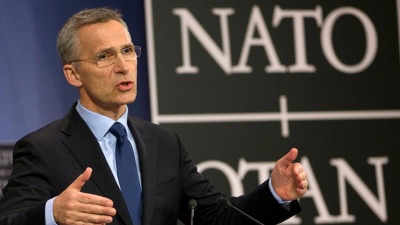НАТО  Насилства како вчерашните  не смеат да се повторат