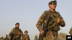 افغان پولیس د ناټو ٦ عسکر ووژل