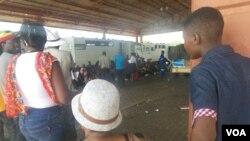 Izizalwane zeZimbabwe kwele Botswana