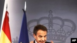 Spain's Prime Minister Jose Luis Rodriguez Zapatero (file photo)