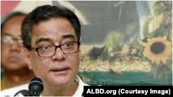 孟加拉国反对派领导人乔杜里。(资料照)