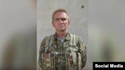 Şervanê YPG yê Alman Gunter Helsten (Rustem Cudî)