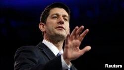 El presidente de la Comisión de Finanzas de la Cámara de Representantes, Paul Ryan ha presentado su propio proyecto de reforma.