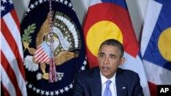 Obama instó en febrero al Congreso elevar el mínimo federal a $10.10 dólares por hora.