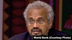 World Bank chief economist for Africa, Shanta Devarajan (Courtesy World Bank)
