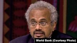 World Bank chief economist for Africa, Shanta Devarajan (Courtesy World Bank)