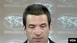 Zamjenik glasnogovornika State Departmenta Mark C. Toner