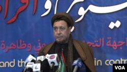 محمد محقیق د افغانستان د اجرایي رئیس دوهم مرستیال