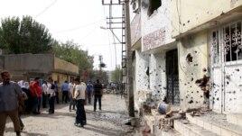 Turqi, vriten tre policë