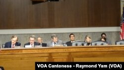 美國國會及行政當局中國委員會11月20召開有關香港民主問題聽證會