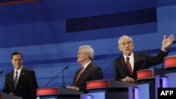 ABŞ prezident seçki kampaniyasında respublikaçı namizədlər debatlarda qarşılaşır