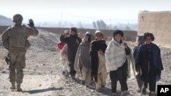 Ông Karzai muốn binh sĩ Mỹ rút quân khỏi các làng mạc của Afghanistan