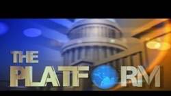 "VOA and Pakistan's Express 24-7 Broadcast 100th Episode of ""The Platform"""