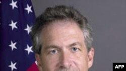 Заместитель госсекретаря США Уильям Бернс