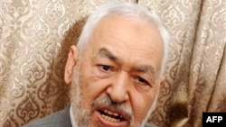 Thủ lãnh Hồi giáo Tunisia Rachid Ghanouchi