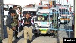 په بلوچستان کې په تیرو څلورو ورځو کې دا دوېمه تروریستي پېښه ده