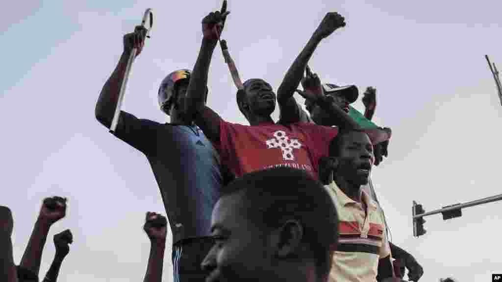Burkina Faso Unrest