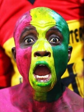Thousands of Ghanaians living in South Africa are preparing to support the Black Stars