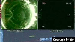 中國稱天宮一號與神舟八號2011年11月對接