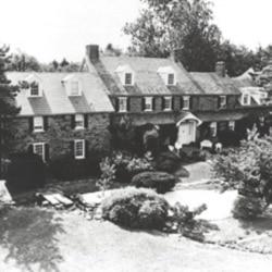 Pearl S. Buck's home, Greenhills Farm, Perkasie, PA.