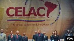 El CELAC no acordó aún si sus decisiones se tomarán por mayoría de votos o por consenso.