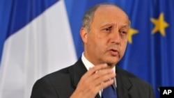 Menlu Perancis Laurent Fabius memperingatkan Suriah untuk tidak menggunakan senjata kimia atau biologi (foto: dok).