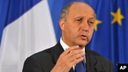 Ngoại trưởng Pháp Laurent Fabius sẽ chủ tọa phiên họp Hội đồng Bảo an Liên hiệp quốc về Syria