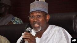 Shugaban INEC Jega