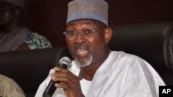 Attahiru Jega shugaban INEC