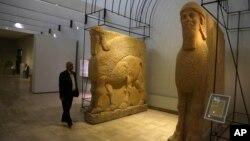 La destrucción del Nimrud en Irak provocó la condena generalizada en el mundo.