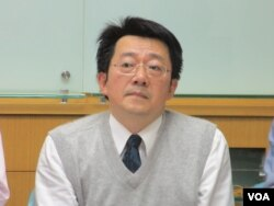 台湾人权促进会执行委员廖福特