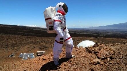 Mars Food Mission