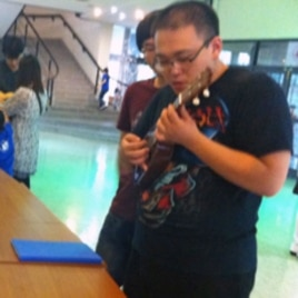 Sound, Size of Ukulele Strikes Right Chord in Asia