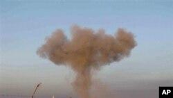 Eksplozija u selu Taftanaz