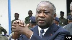 Cựu Tổng thống Côte d'Ivoire Laurent Gbagbo