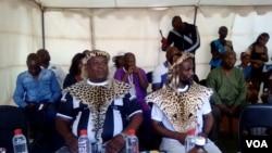 UMnu. Thulani Mgoqo Jubane egigini aliqoqele abeZimbabwe asebehlala eSouth Africa