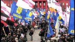"""Яценюк вже назвав умови згортання """"повстання"""""""