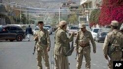 په یمن کې د دریېو ورځو راهیسې هوثي یاغیانو د تشدد نه ډک اعتراضونه کړي دي.