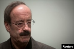U.S. Representative Eliot Engel (D-NY) speaks at a news conference in New York, Jan. 6, 2014.
