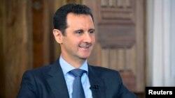 Suriya Prezidenti Bashar Assad