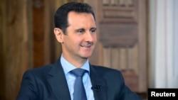 Presiden Suriah Bashar al-Assad menyalahkan negara-negara Barat atas krisis pengungsi Suriah (foto: dok).