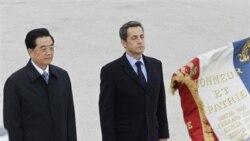 گزارش: مناسبات چين و فرانسه با سفر هو جينتائو چرخش اساسی می کند
