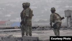 Des soldats somaliens à Mogadiscio (AP)