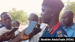 Kwamandan Cvil Defense a Jihar Adamawa -Aliyu Musa Ndanusa