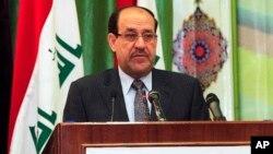 伊拉克總理馬利基 (資料圖片)