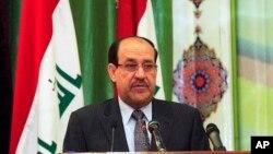 عراق کے وزیراعظم نور المالکی