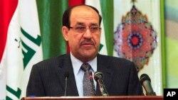 PM Irak Nuri al-Maliki menyebut konflik di Suriah berpotensi menyebabkan kekerasan sektarian di Irak (foto: dok).