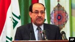 PM Irak Nouri al-Maliki akan melakukan pergantian para pejabat keamanan di tengah meningkatnya kekerasan (foto: dok).