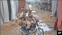 کراچی ، ایک ماہ میں رینجرزکے25 آپریشنز، ناجائز اسلحہ برآمد 80 ملزمان گرفتار